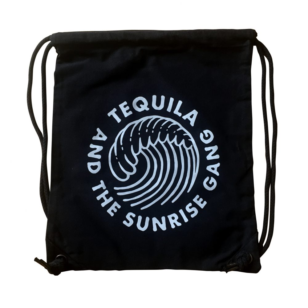 """Tequila & the Sunrise Gang - Gymsac """"WELLE"""""""