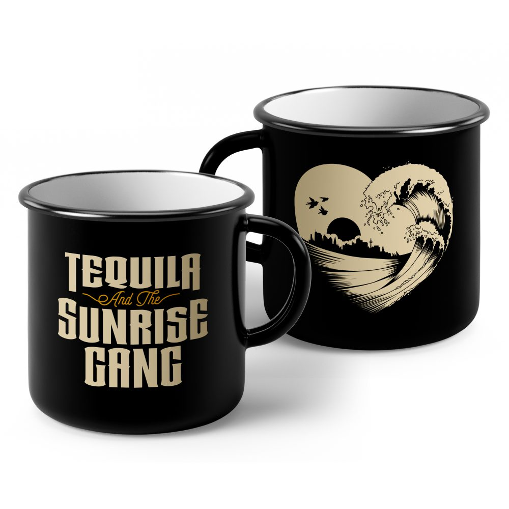 Tequila & the Sunrise Gang - Becher
