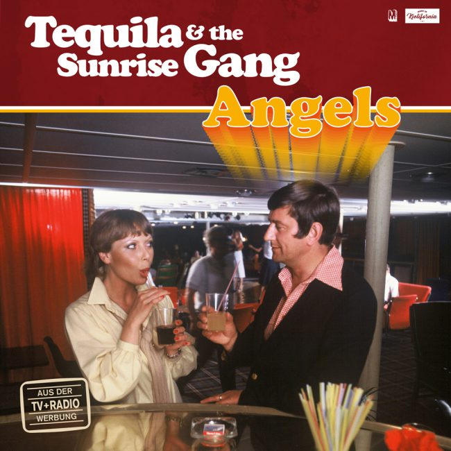 Tequila & the Sunrise Gang – Angels CoverCover