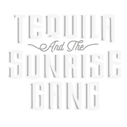 Tequila & the Sunrise Gang - Logo